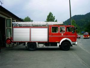 Löschgruppenfahrzeug LF16