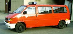 Mannschaftstransportfahrzeug MTW